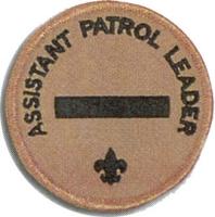 AssistantPatrolLeader